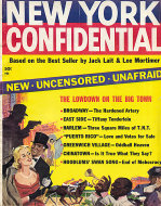 New York Confidential Vol. 1 No. 1 Magazine