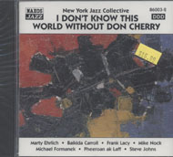 New York Jazz Collective CD