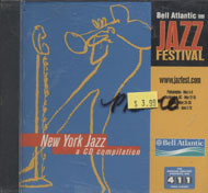 New York Jazz CD
