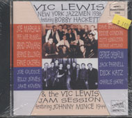 New York Jazzmen / Vic Lewis CD