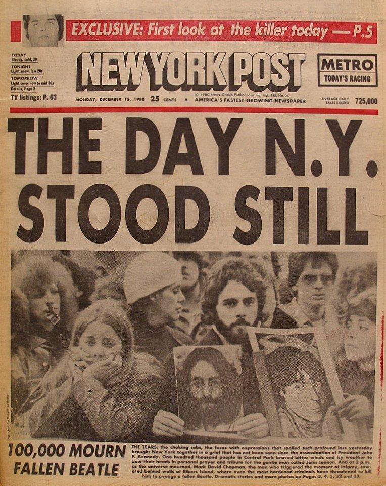New York Post Vol. 180 No 25