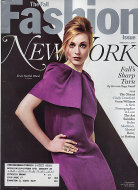 New York: The Fall Fashion Issue Magazine