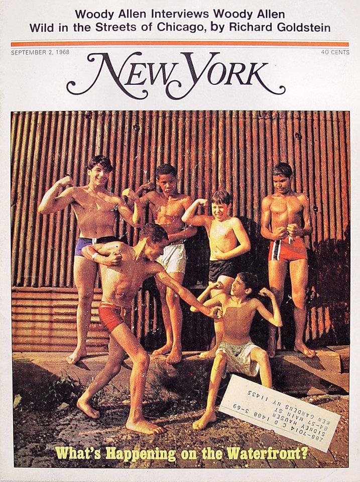 New York Vol. 1 No. 22