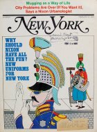 New York Vol. 3 No. 8 Magazine