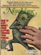 New York Vol. 5 No. 46 Magazine