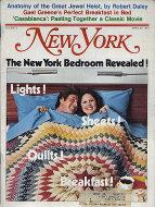 New York Vol. 6 No. 18 Magazine