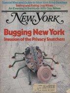 New York Vol. 6 No. 28 Magazine