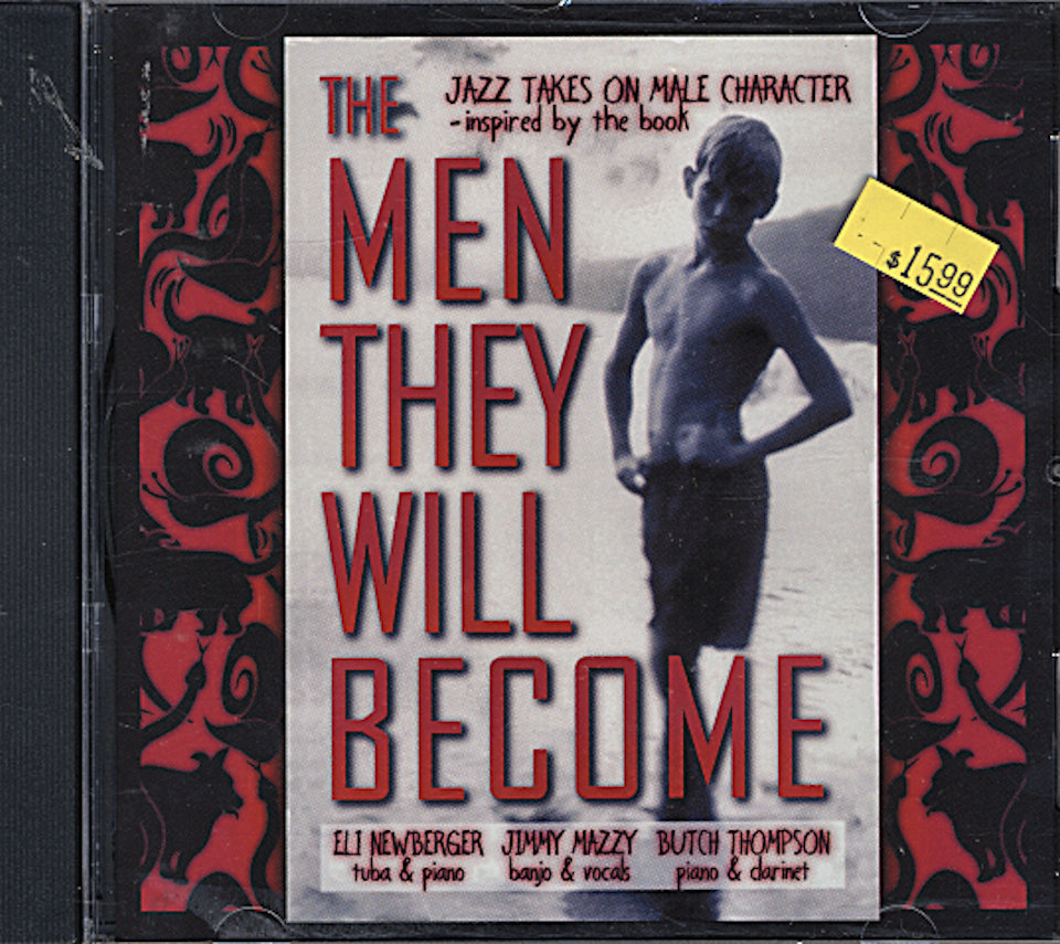 Newberger / Bazzy / Thompson CD