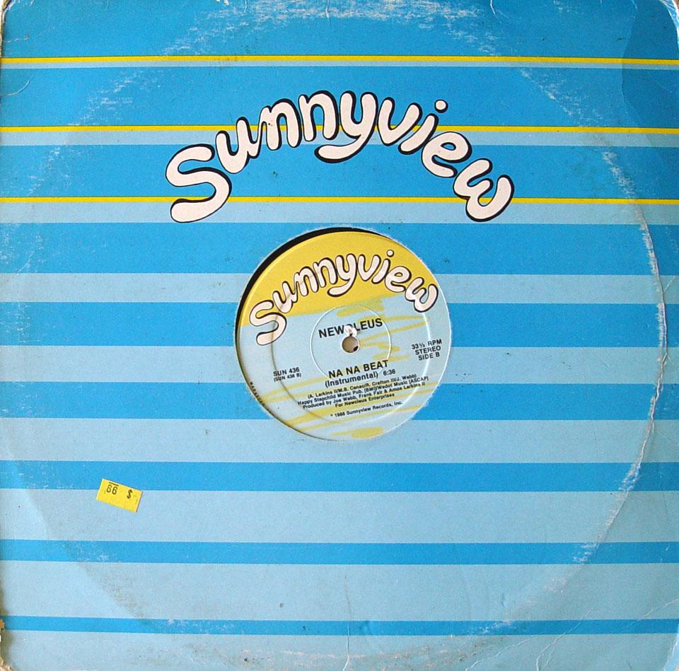 """Newcleus Vinyl 12"""" (Used)"""