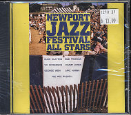 Newport Jazz Festival All Stars CD
