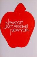 Newport Jazz Festival Sticker