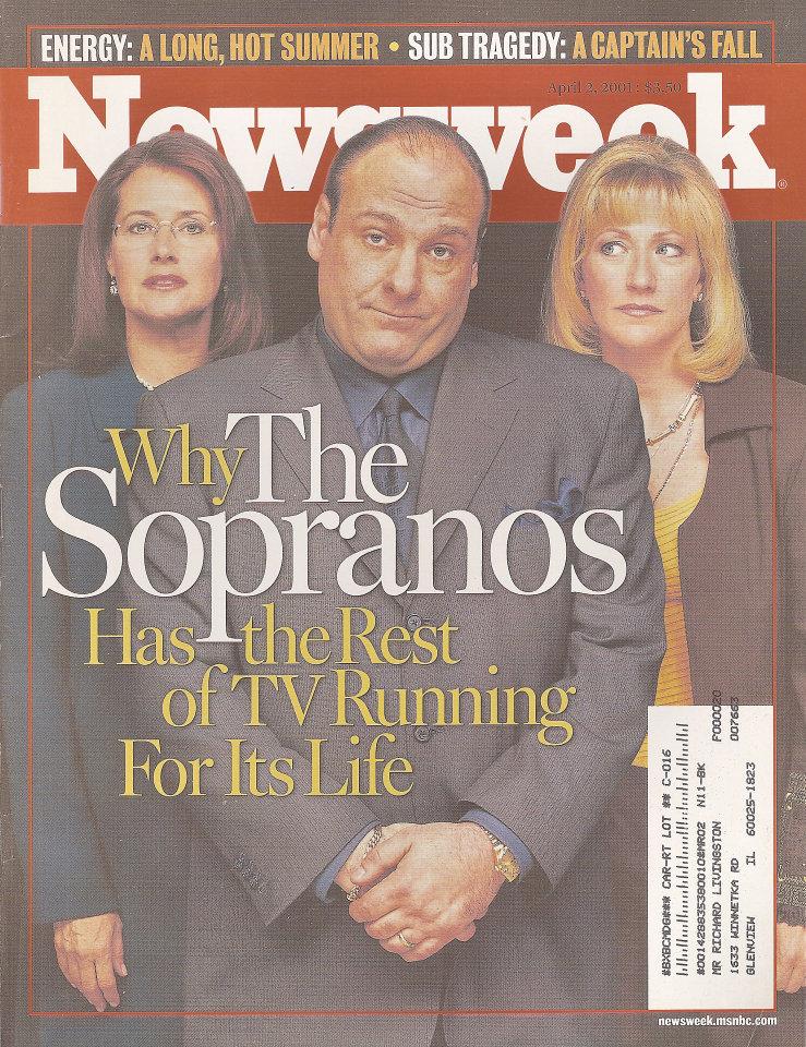 Newsweek  Apr 2,2001