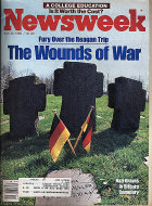 Newsweek  Apr 29,1985 Magazine