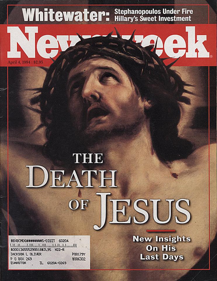 Newsweek  Apr 4,1994