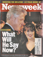Newsweek  Aug 10,1998 Magazine