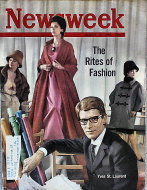 Newsweek  Aug 12,1963 Magazine