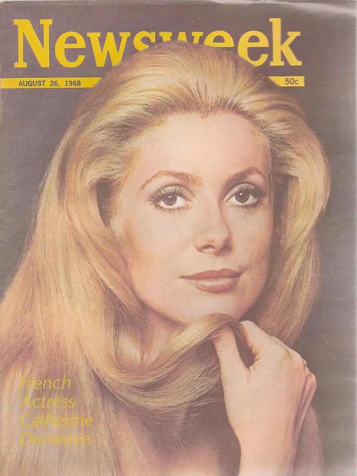 Newsweek  Aug 26,1968