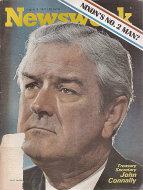 Newsweek  Aug 9,1971 Magazine