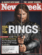 Newsweek  Dec 1,2003 Magazine