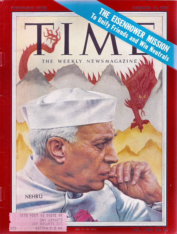 Newsweek  Dec 14,1959