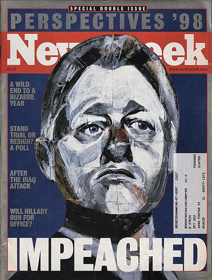 Newsweek  Dec 28,1998