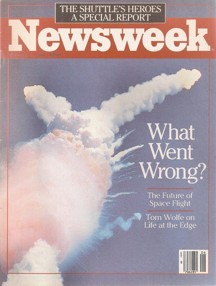 Newsweek  Feb 10,1986