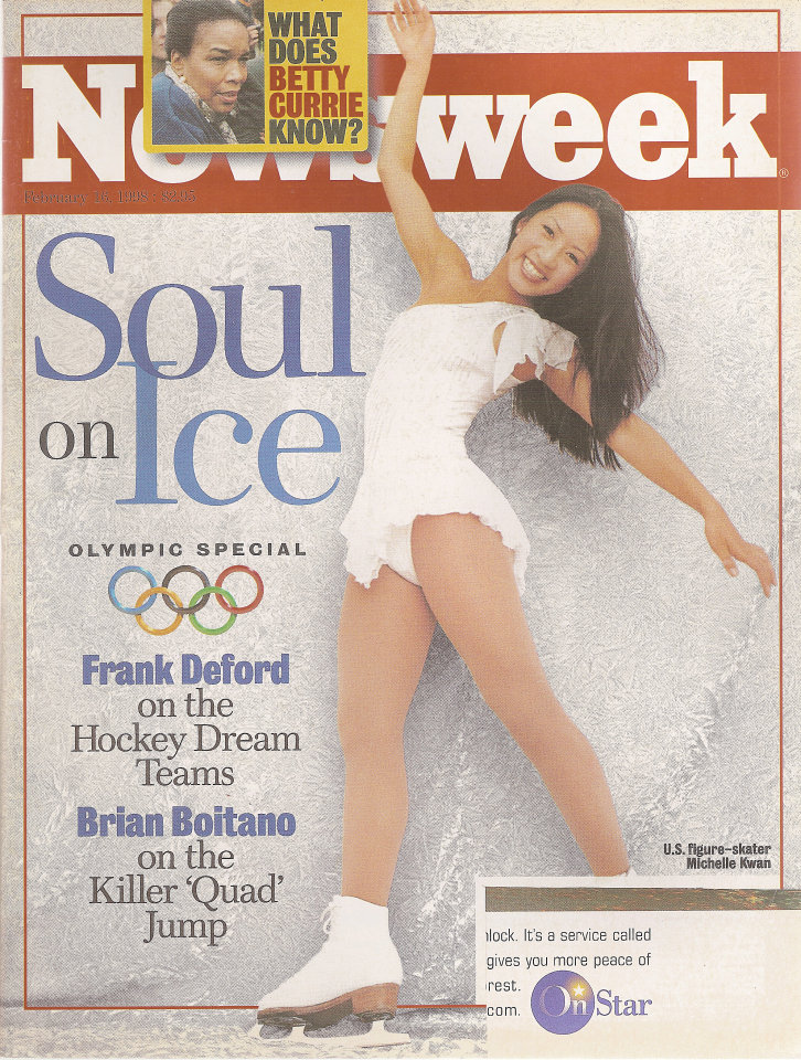 Newsweek  Feb 16,1998