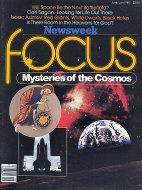 Newsweek Focus Magazine