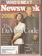 Newsweek  Jan 2,2006 Magazine