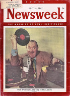 Newsweek  Jul 14,1947 Magazine