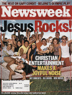 Newsweek  Jul 16,2001 Magazine