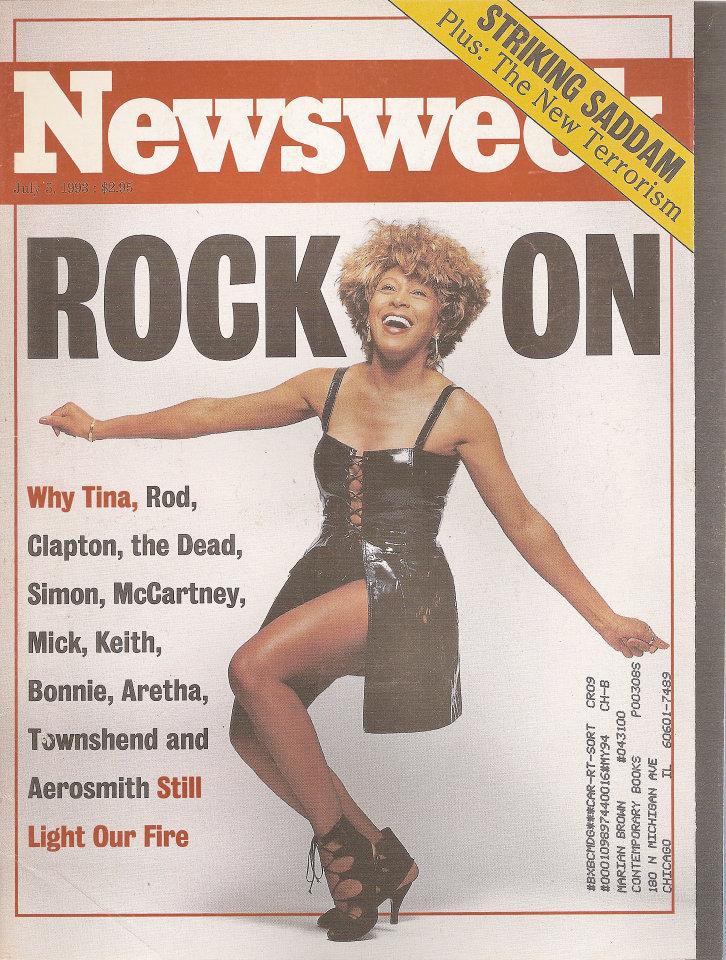 Newsweek  Jul 5,1993