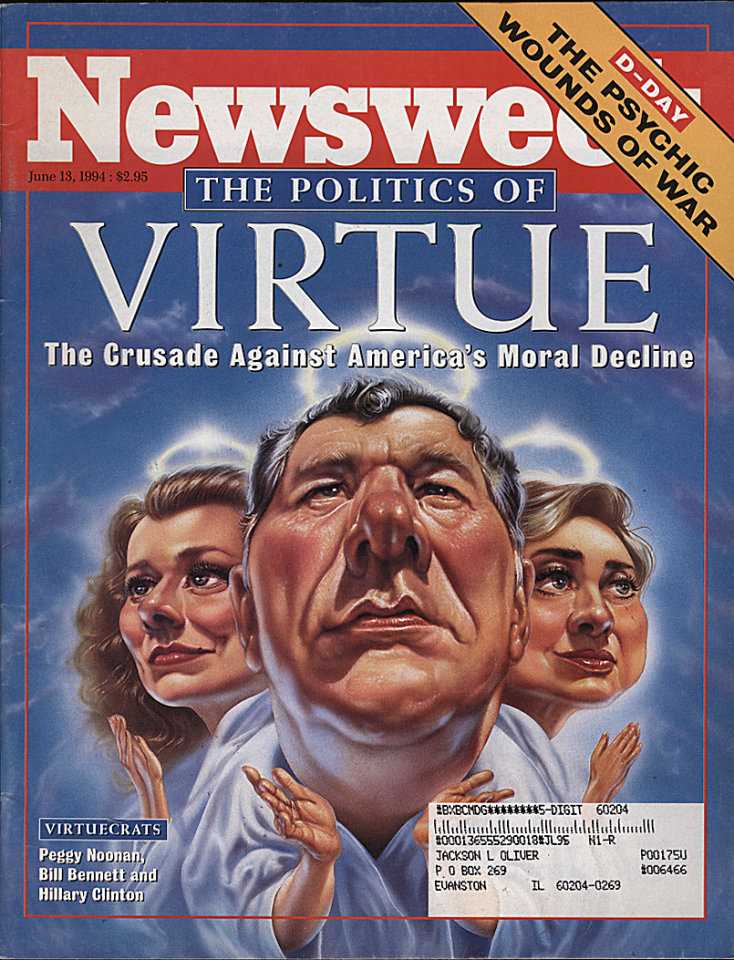 Newsweek  Jun 13,1994