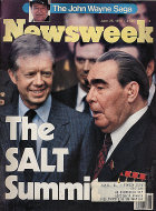 Newsweek  Jun 25,1979 Magazine