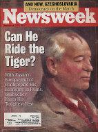 Newsweek Magazine December 4, 1989 Magazine