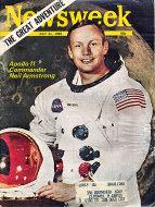 Newsweek Magazine July 21, 1969 Magazine