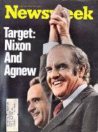 Newsweek Magazine July 24, 1972 Magazine