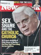 Newsweek Magazine March 4, 2002 Magazine