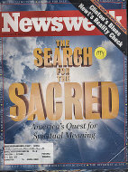Newsweek Magazine November 28, 1994 Magazine