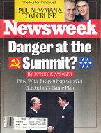 Newsweek Magazine October 13, 1986 Magazine