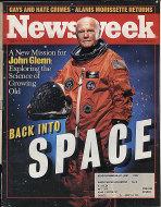 Newsweek Magazine October 26, 1998 Magazine
