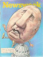 Newsweek Magazine October 8, 1973 Magazine