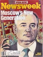 Newsweek  Mar 25,1985 Magazine