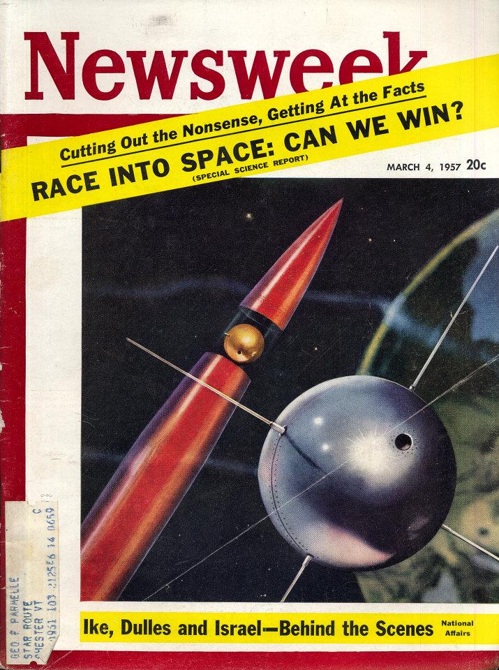 Newsweek  Mar 4,1957