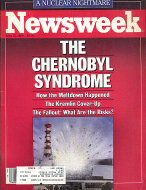 Newsweek  May 12,1986 Magazine