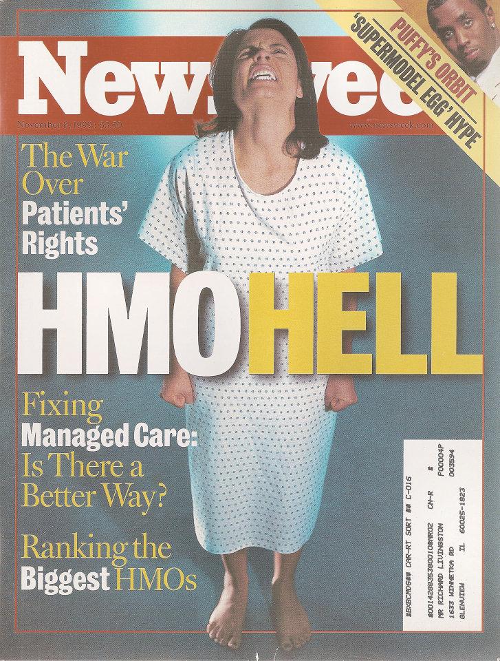 Newsweek  Nov 8,1999