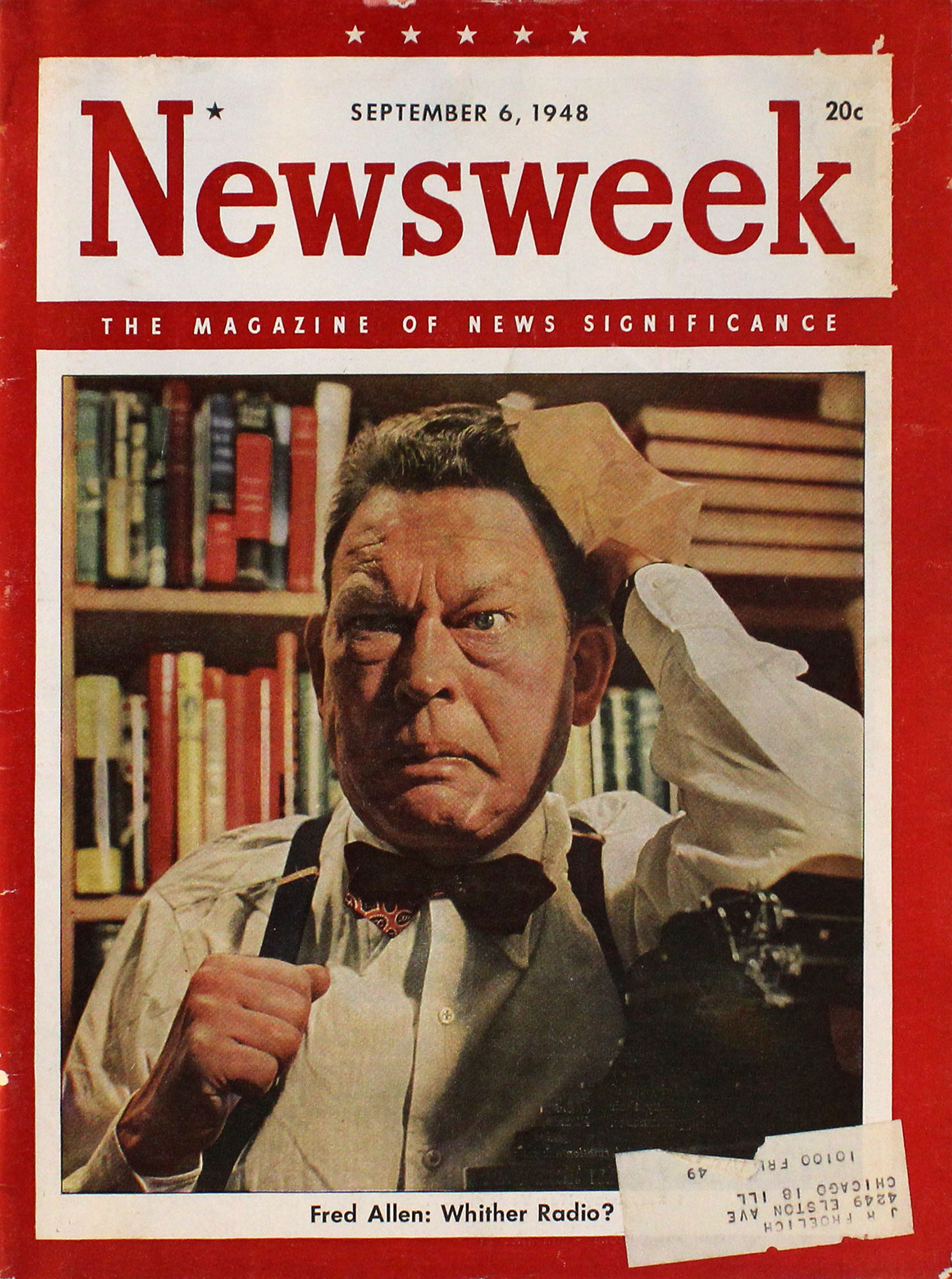 Newsweek  Sep 6,1948