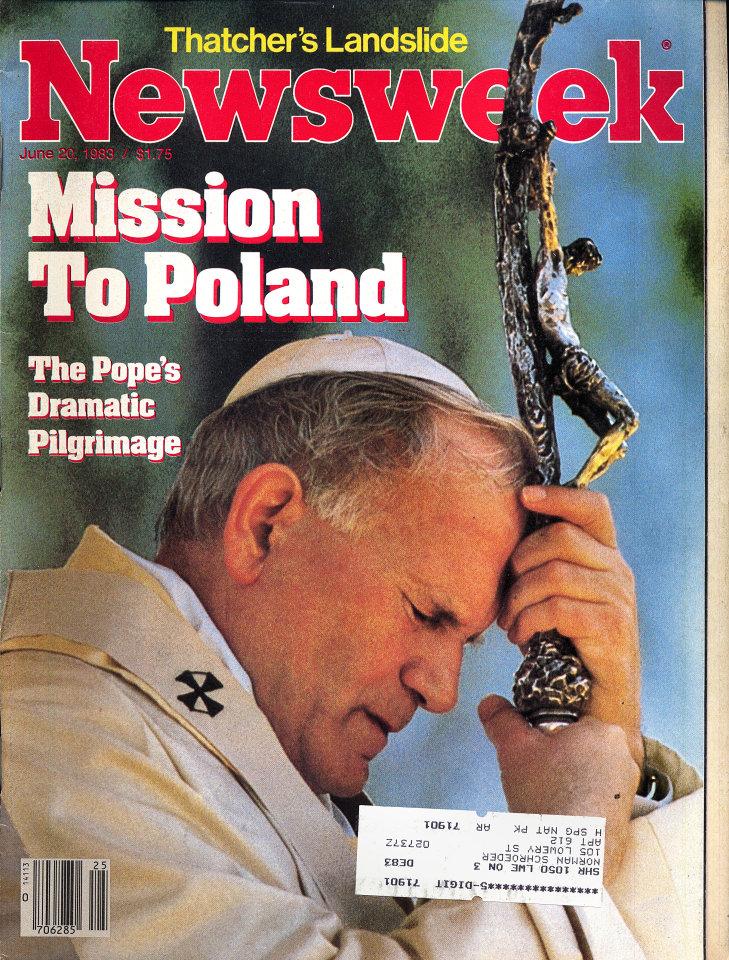 Newsweek Vol. CI No. 25