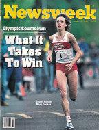 Newsweek Vol. CII No. 7 Magazine