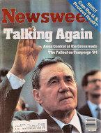 Newsweek Vol. CIV No. 14 Magazine